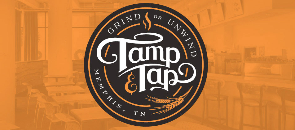 A LOGO'S HIDDEN MEANING: Tamp & Tap