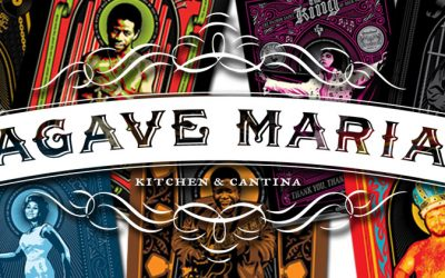 A Logo's Hidden Meaning: Agave Maria