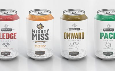 The Story Behind the Design: Mighty Miss Brewing Co.
