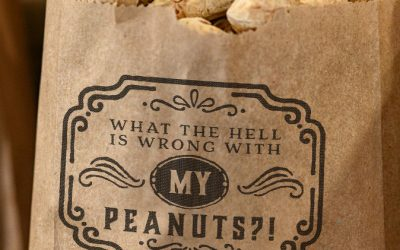 What the Hell is Wrong with my Peanuts?