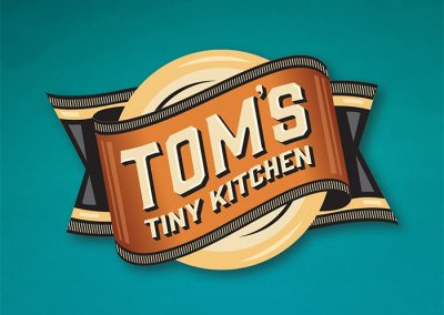 Tom's Tiny Kitchen